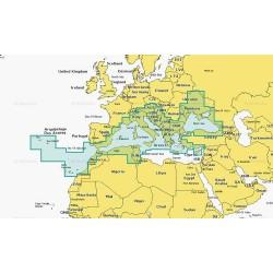 Cartographie Navionics +...