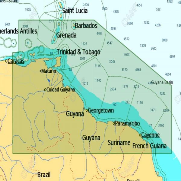 C-Map 4D MAX+ Local D902