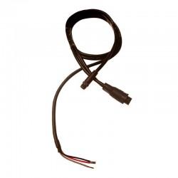 Câble alimentation ELEMENT/AXIOM droit