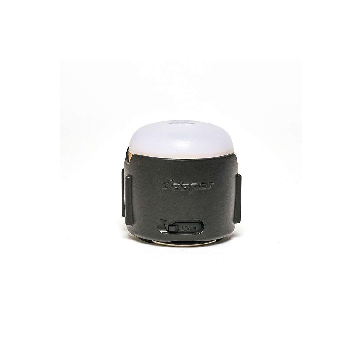 Lanterne Deeper Power Lantern avec chargeur USB
