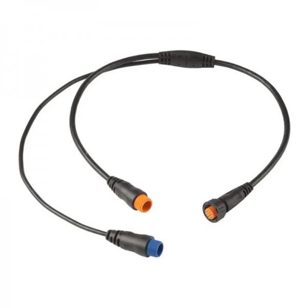 Câble adaptateur sonde 12 et 8 broches/ sondeur 12 broches
